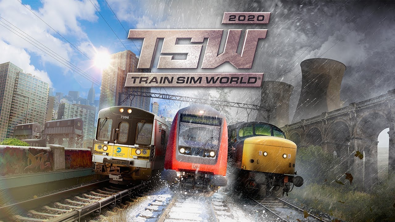 Train Sim World 2020 - Upcoming game