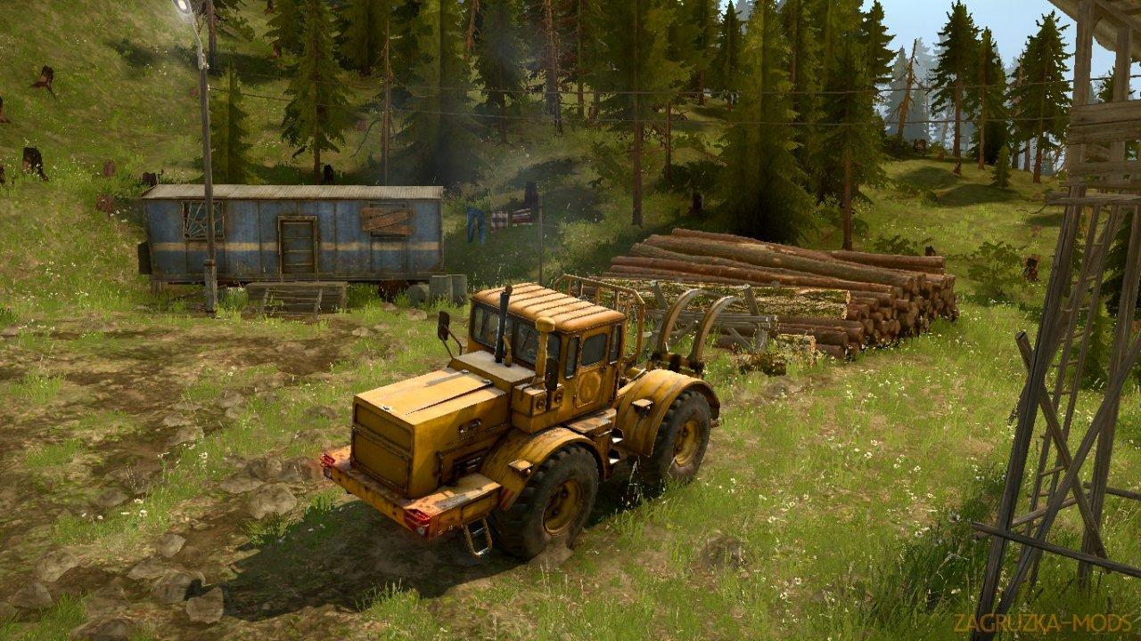 In the Road Map v1.0 for Spintires: MudRunner