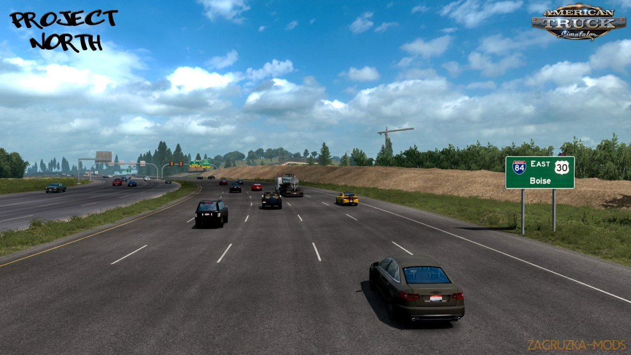 Project North Map (Northern USA) v0.2.0 (1.35.x) for ATS