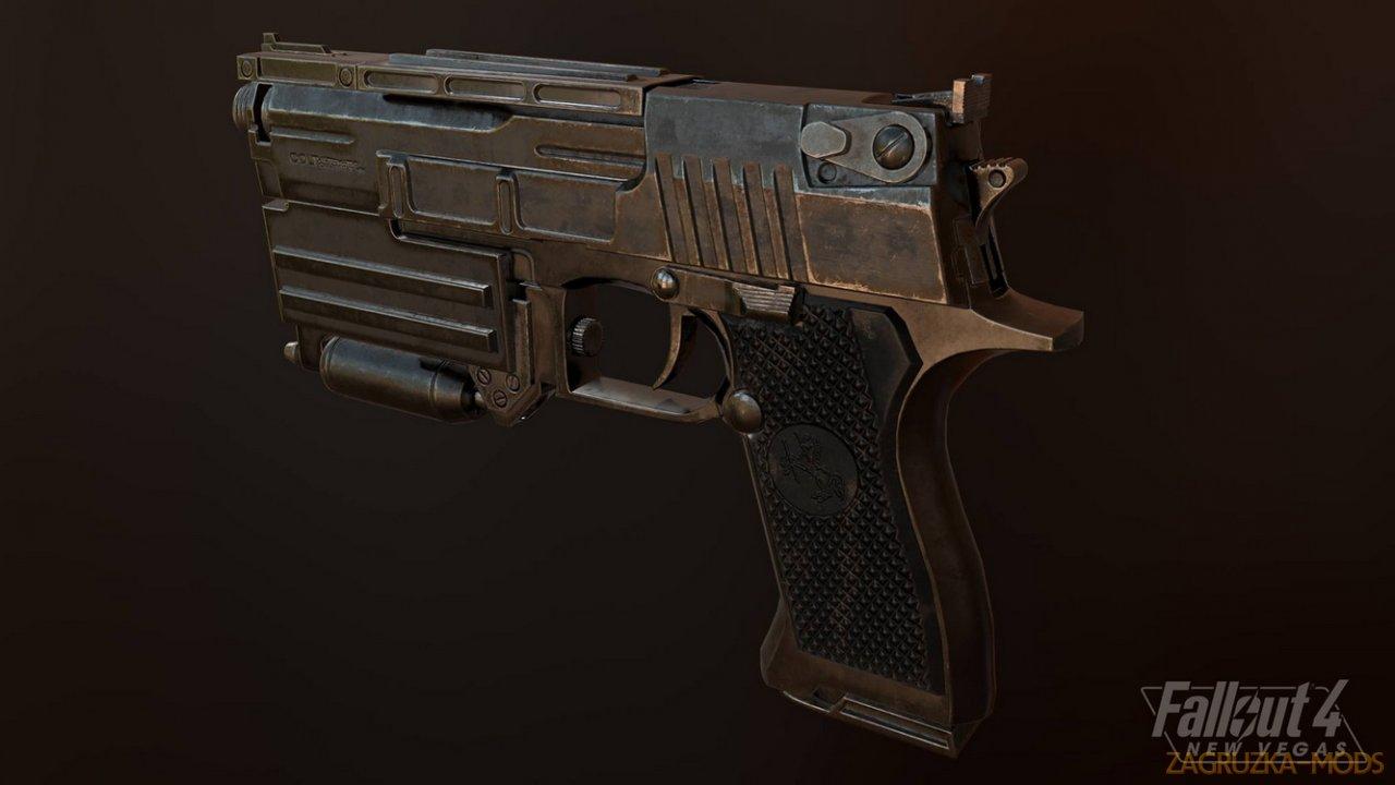 N99 10mm Pistol - F4NV v1.1 for Fallout 4