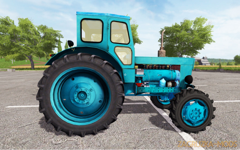 Tractor Т-40АМ v2.0 for FS17