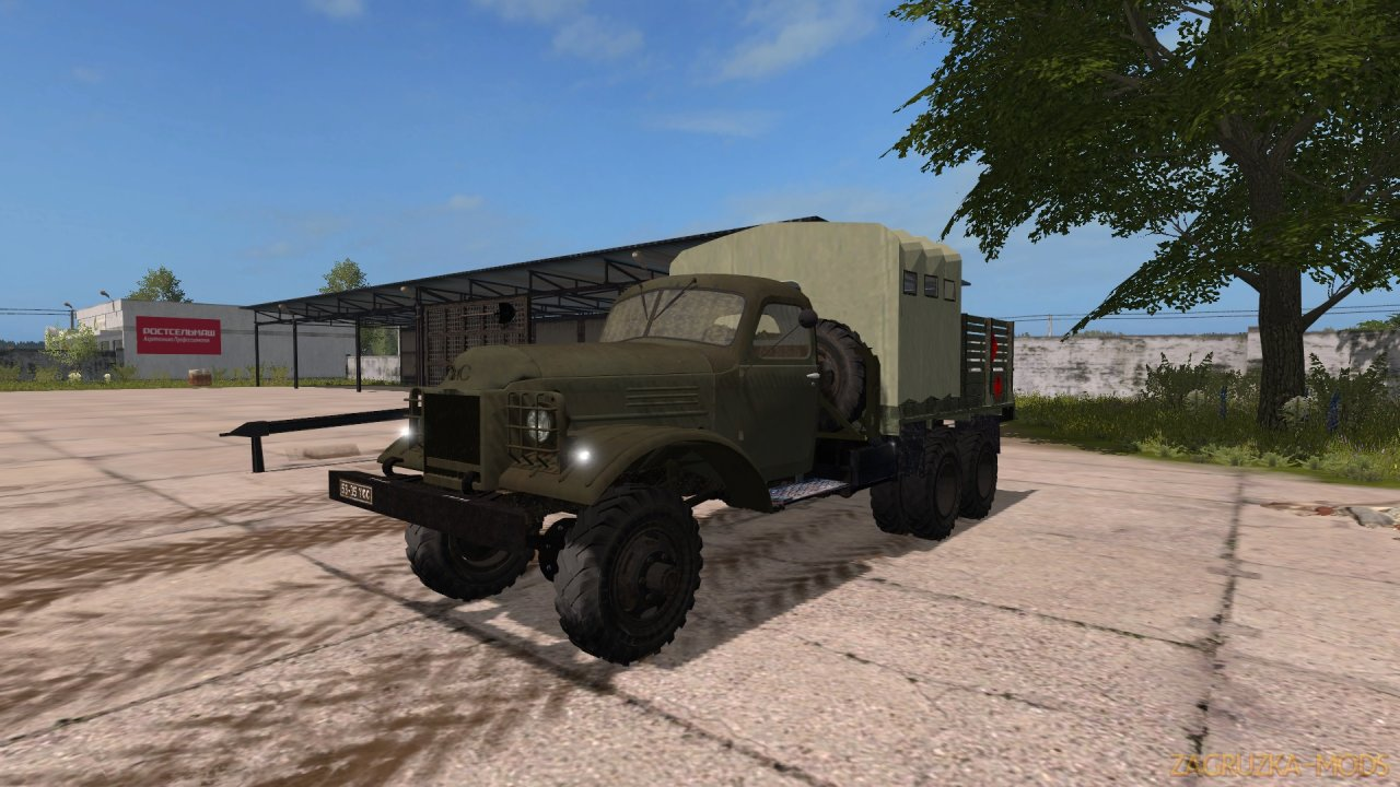 ZIL-151 v1.1 for FS17