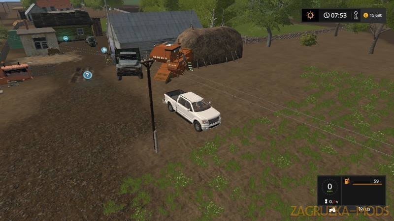 Map of Village Yanovka v1.0 for FS17