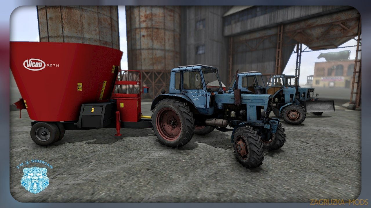 Tractor MTZ-82 Star v1.0 for FS17