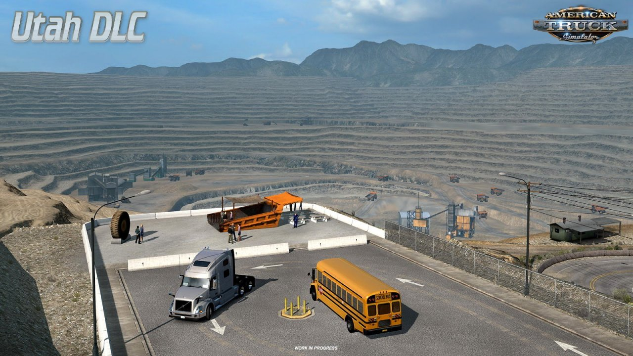 Utah DLC: Kennecott Copper Mine in ATS