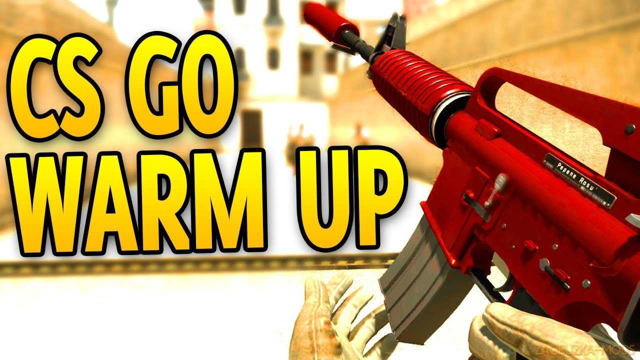 Warmup Round Mod v1.2 for CSGO