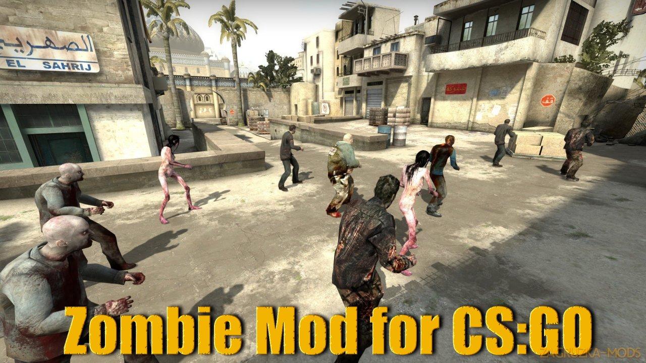 Zombie Mod v3.0 for CSGO
