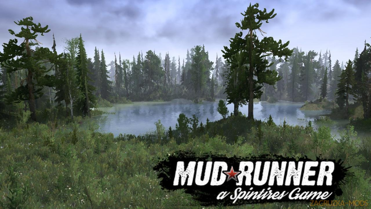 Luoghi Selvaggi Map v1.0 for Spintires: MudRunner