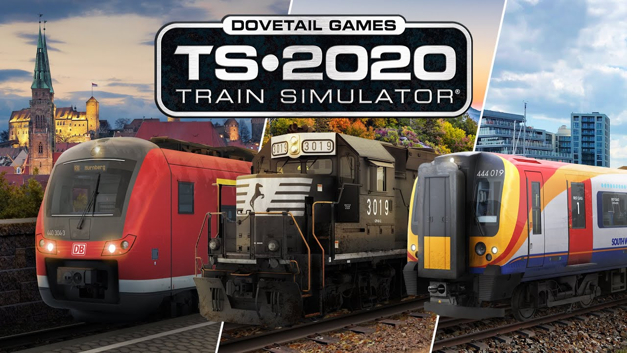 Train Simulator 2020 - Soon game