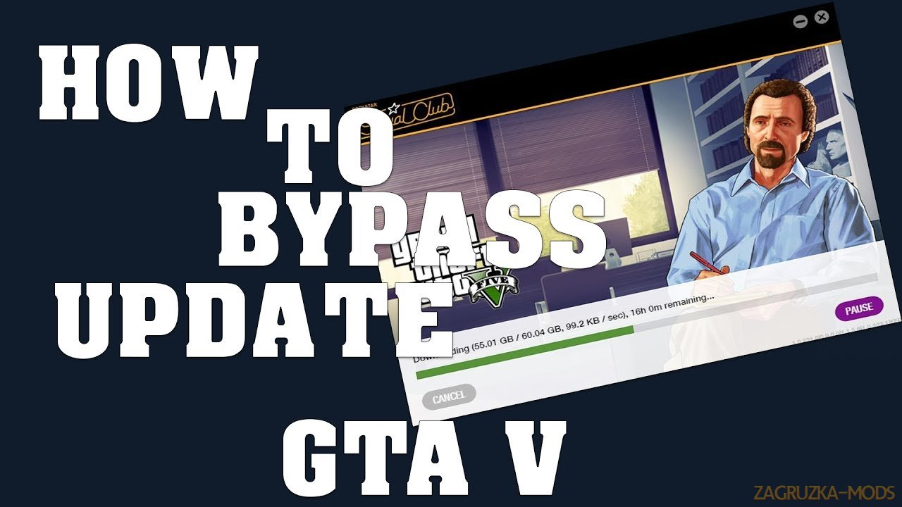 Launcher Bypass v1.3 for GTA 5