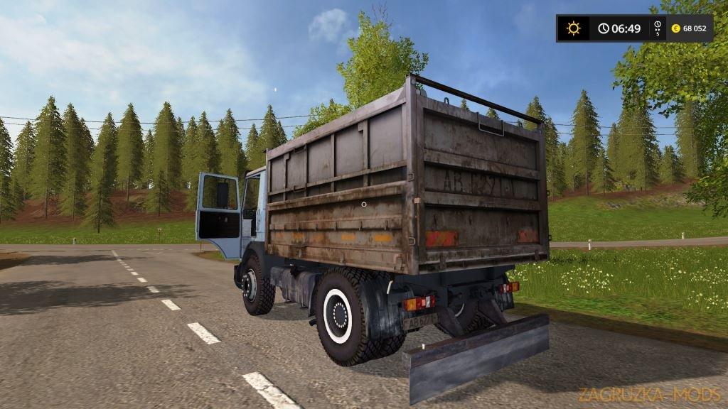 МAZ 5551-А2 v1.0 for FS17