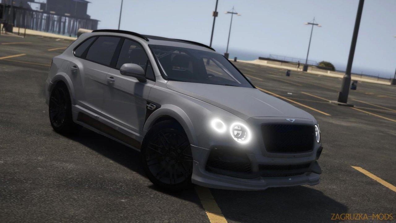 Bentley Bentayga StarTech v2.0 for GTA 5