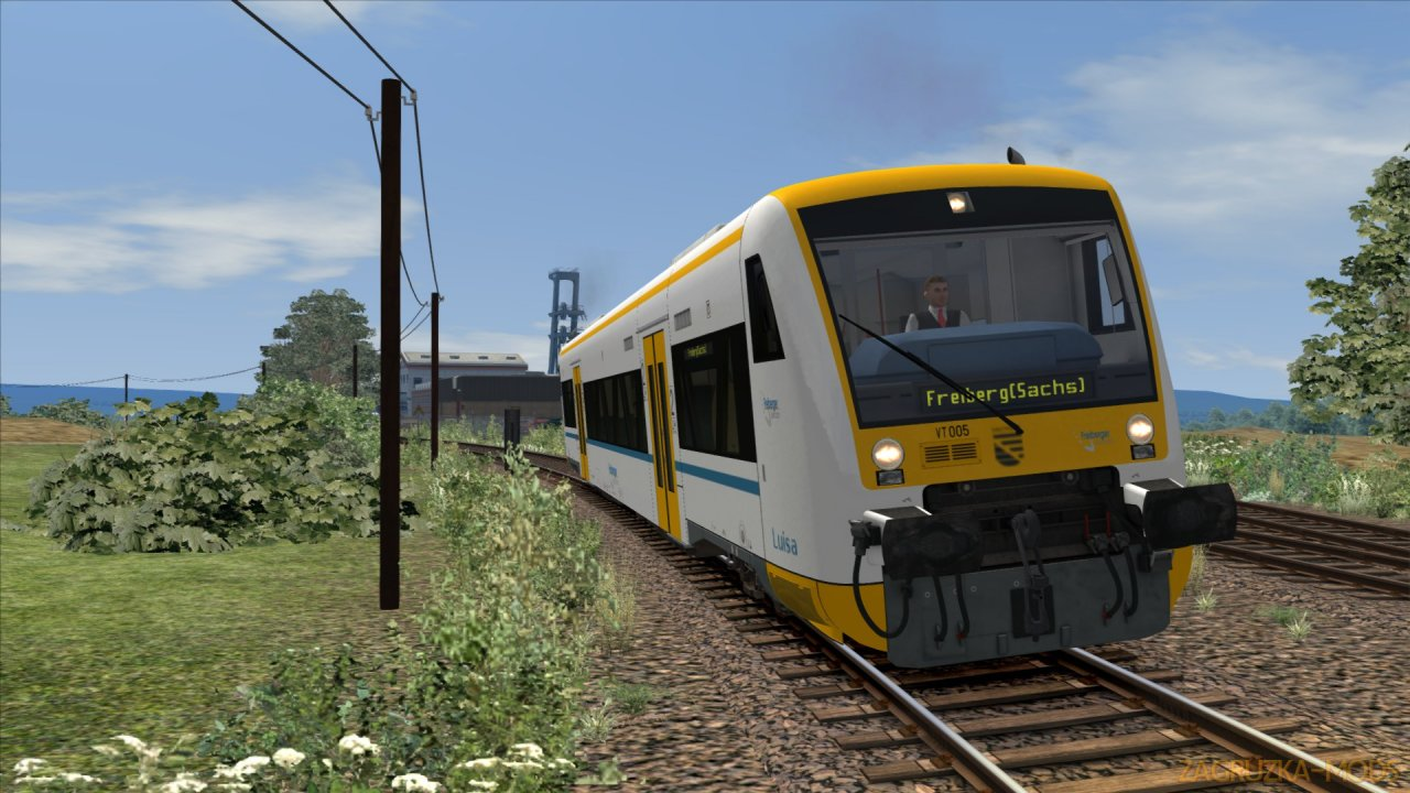 ChrisTrains Stadler RS1 v1.0 for TS 2020