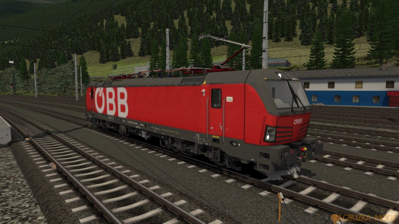 RSSLO - Vectron – BR 193 AC – AC/DC