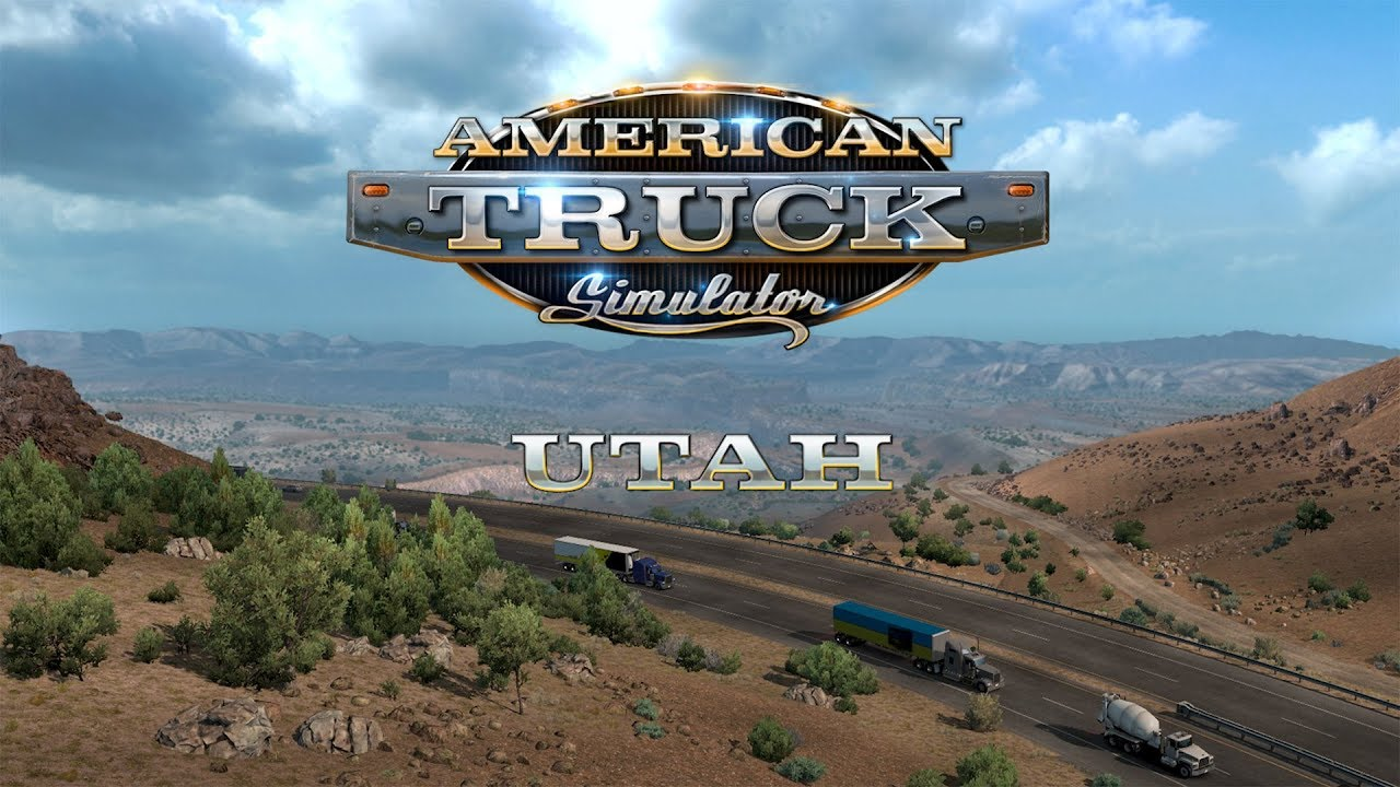 Utah DLC Official Released for ATS