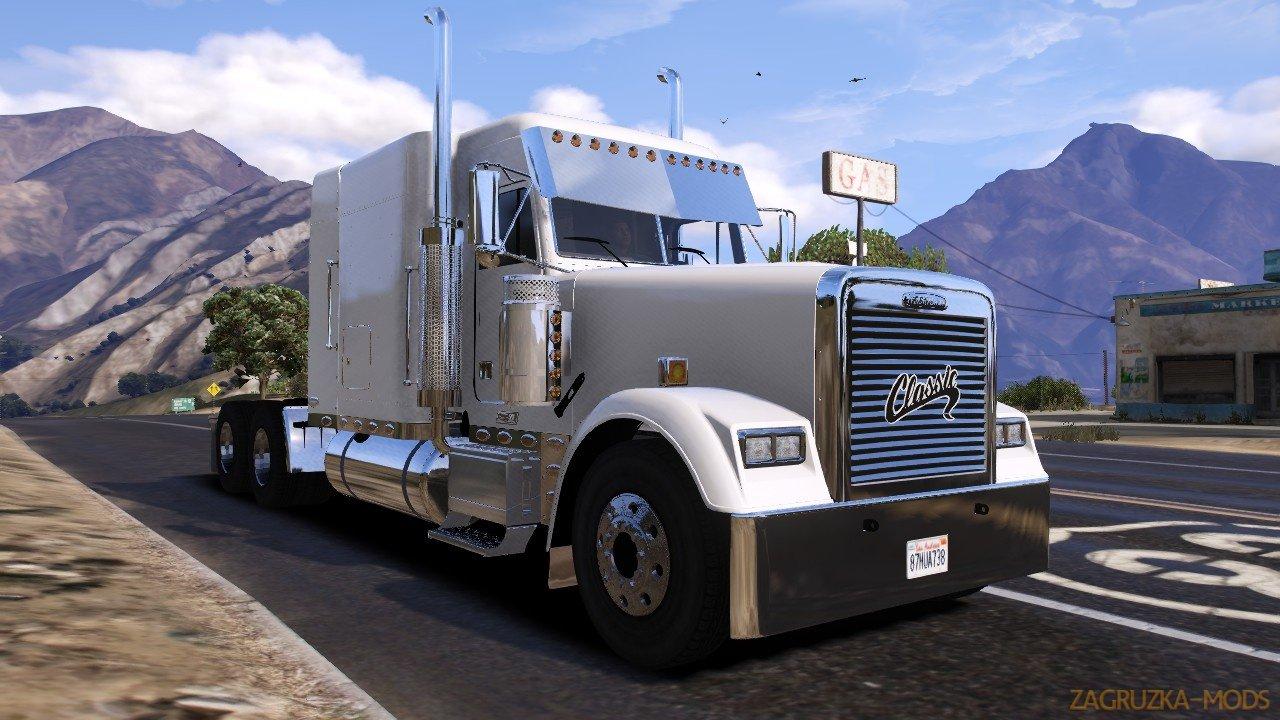 Freightliner Classic XL 1998 v1.0 for GTA 5