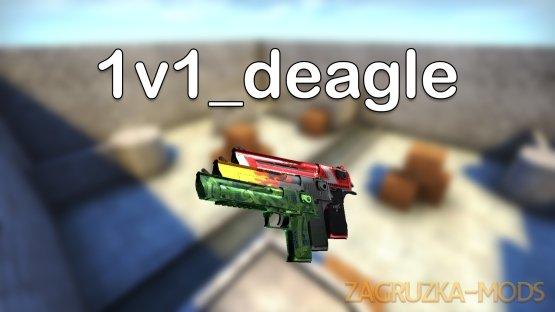 1v1 Deagle Map v1.0 by Bnq for CSGO
