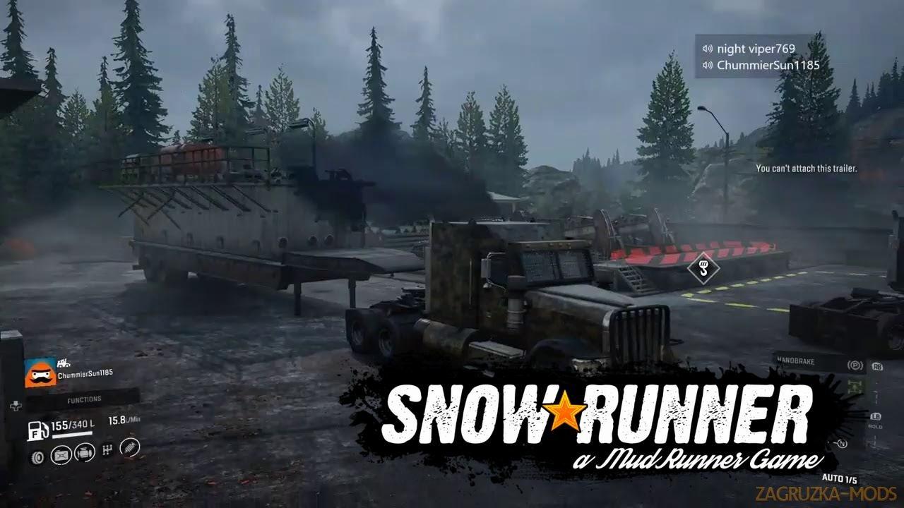 SaveGame (All Levels, Money) v1.0 for SnowRunner