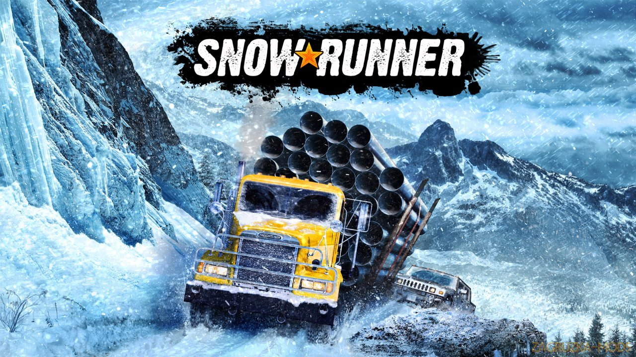 No Exploration / Rank Required v1.0 for SnowRunner