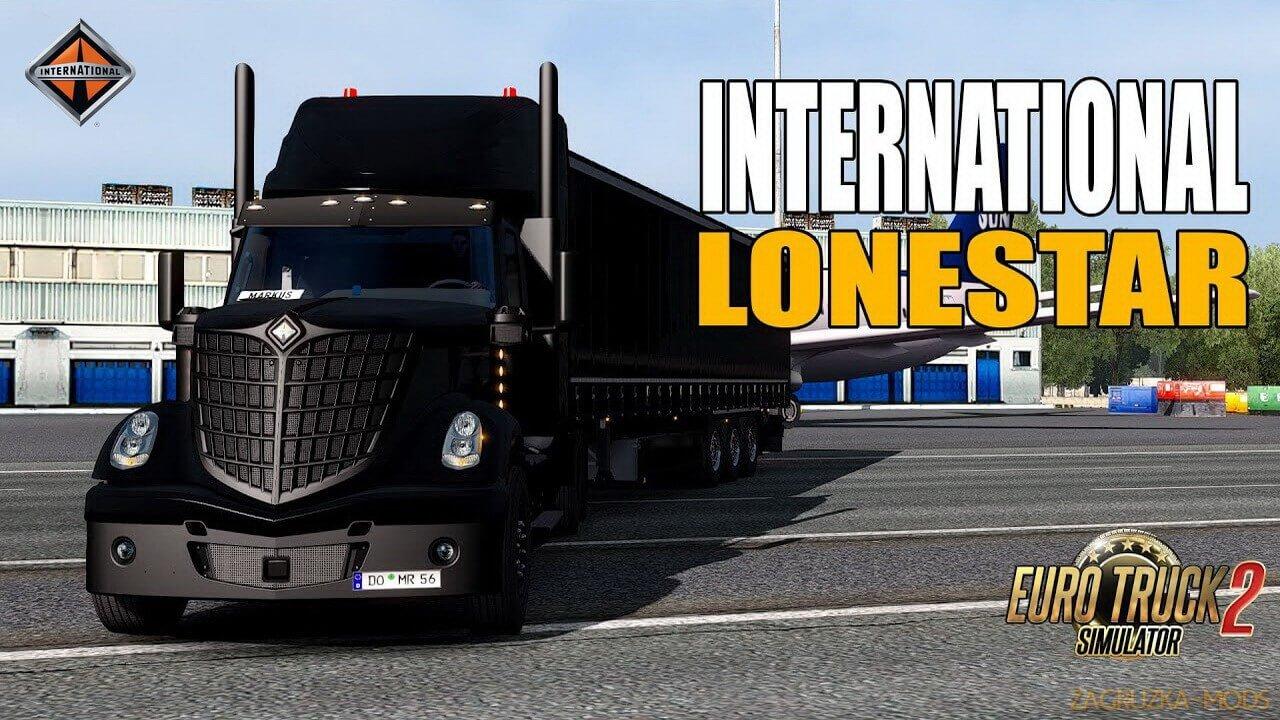International LoneStar v2.0 by Martin Marinov (1.37.x) for ETS2