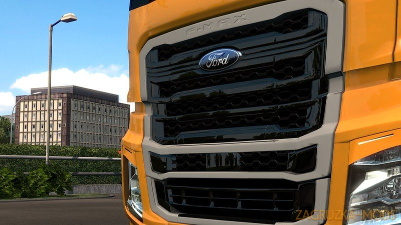 FORD F-MAX Accessory Pack v1.0 (1.37.x) for ETS2