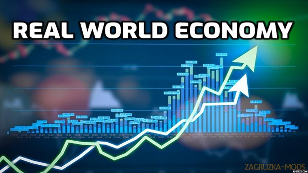 Real World Economy v1.3 by Indianboss for ETS2
