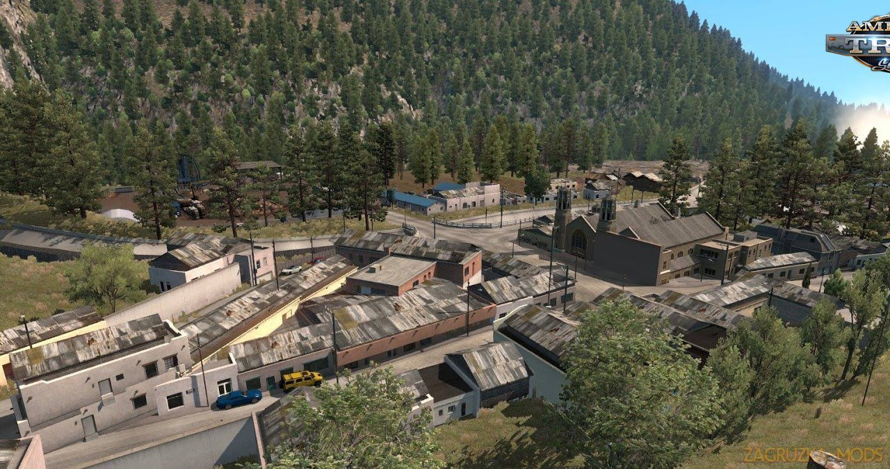 Viva Mexico Map v2.5.9 (1.39.x) for ATS