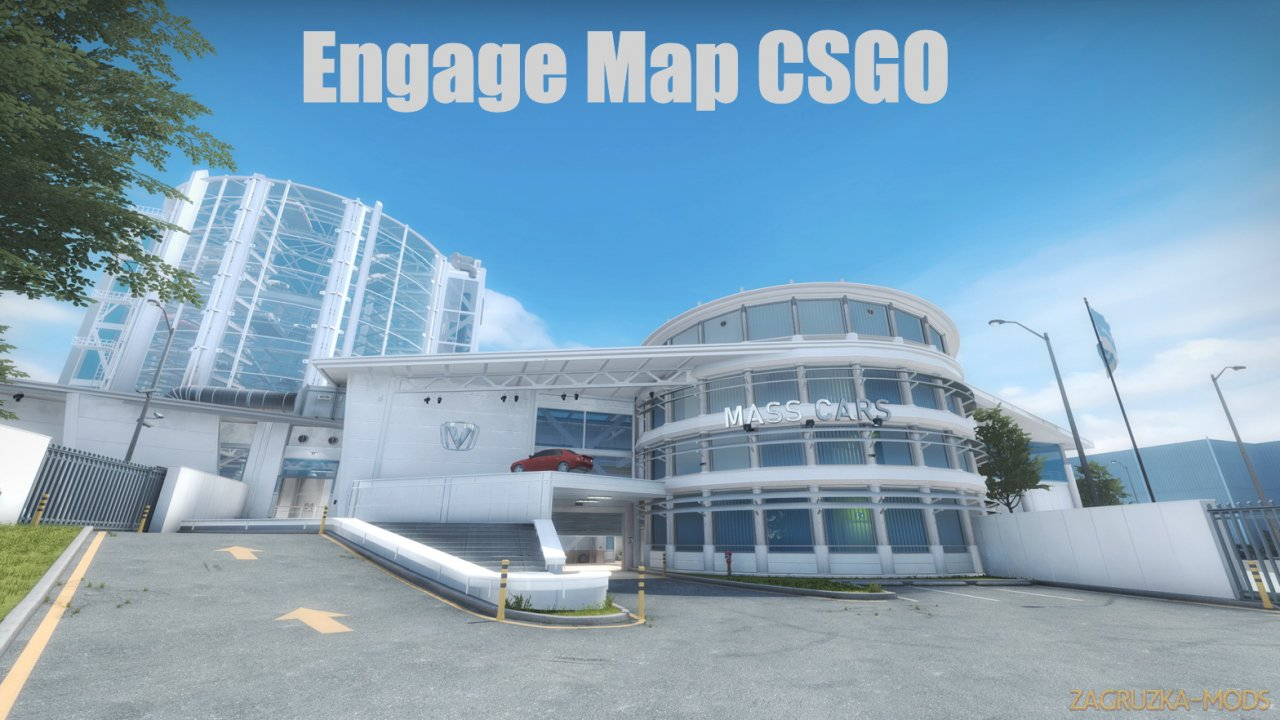 Engage Map v1.0 for CSGO