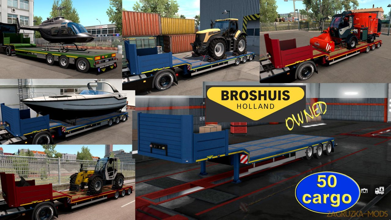Ownable trailer Broshuis v1.2.4 by Jazzycat (1.38.x)