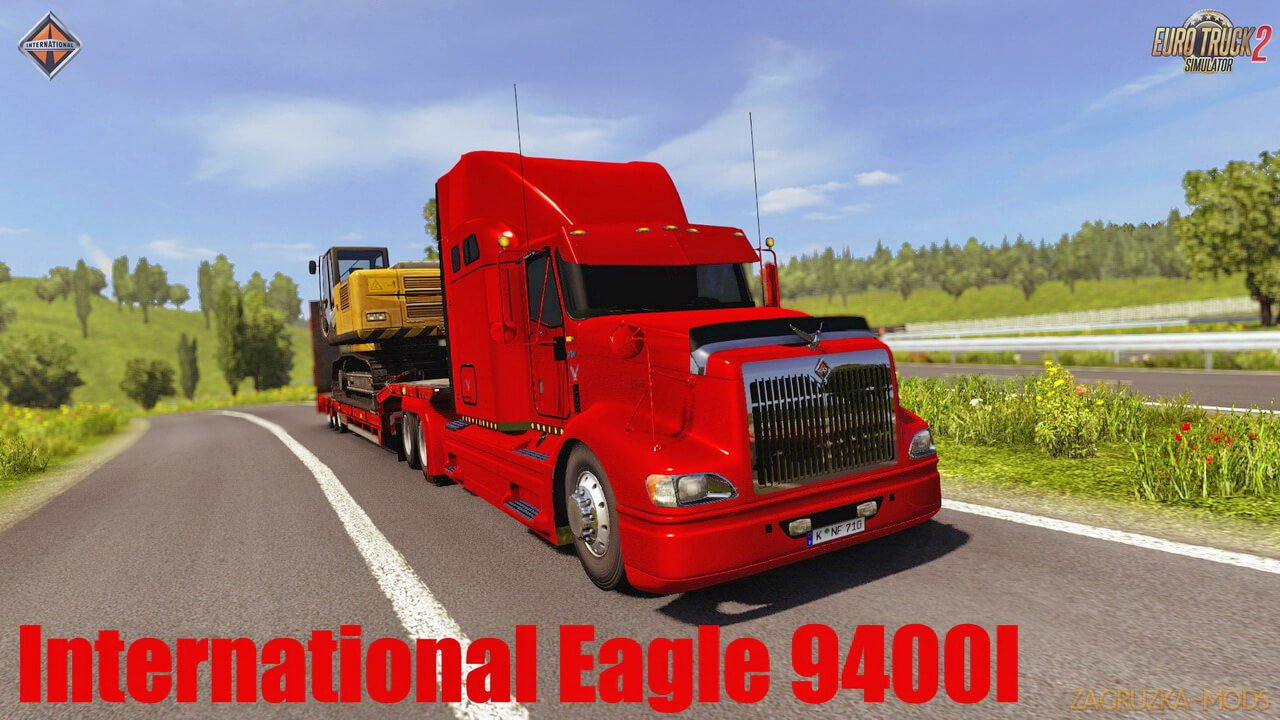 International Eagle 9400I v1.0 (1.38.x) for ETS2