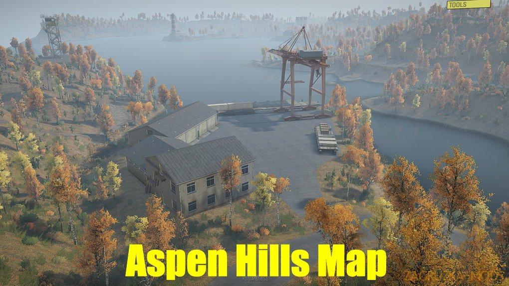 Aspen Hills Map v2.1 for SnowRunner
