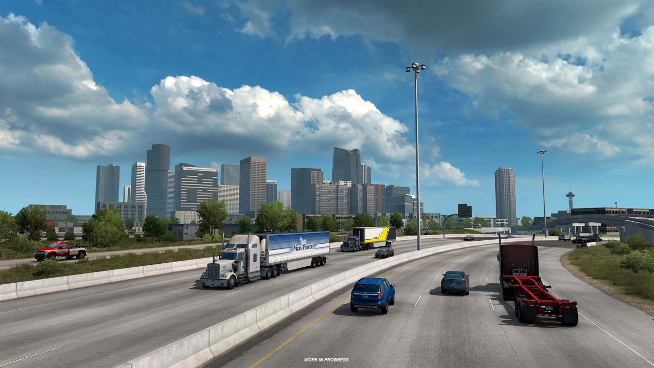Colorado DLC - Denver city for ATS