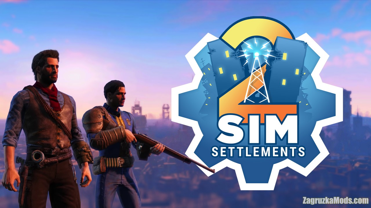 Sim Settlements 2 v1.0.1 for Fallout 4