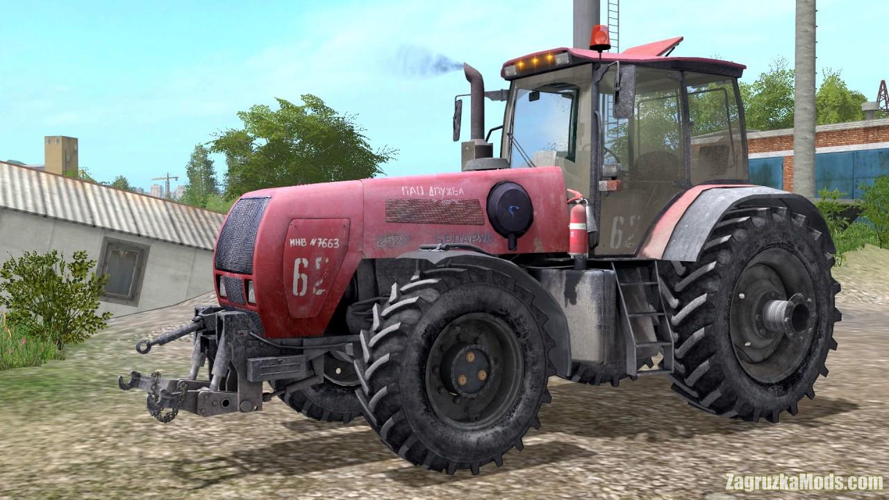 Belarus MTZ-3022 Tractor v1.1 for FS17