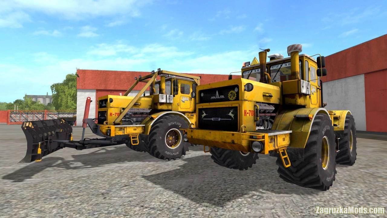 Tractor Kirovec K-700A v3.1 for FS17