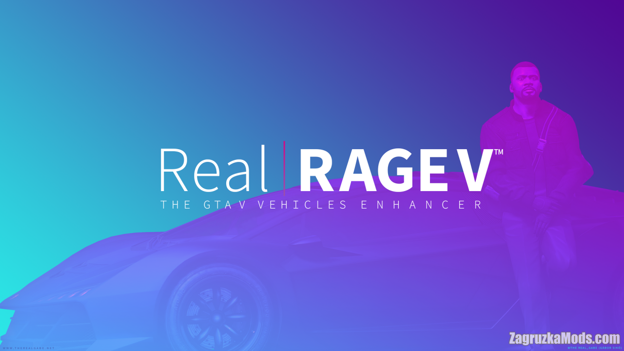 RAGE V Vehicles Enhancer v3.0.4 for GTA 5